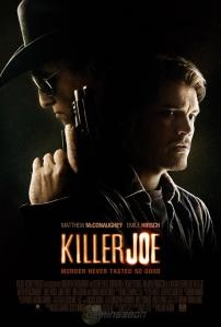 Killer Joe poster