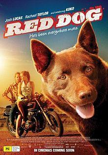 Red Dog affiche